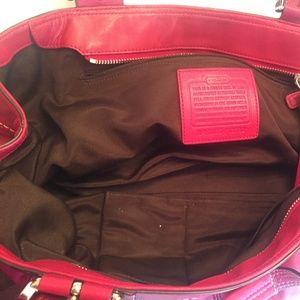 Coach Bags - Coach Red Bag